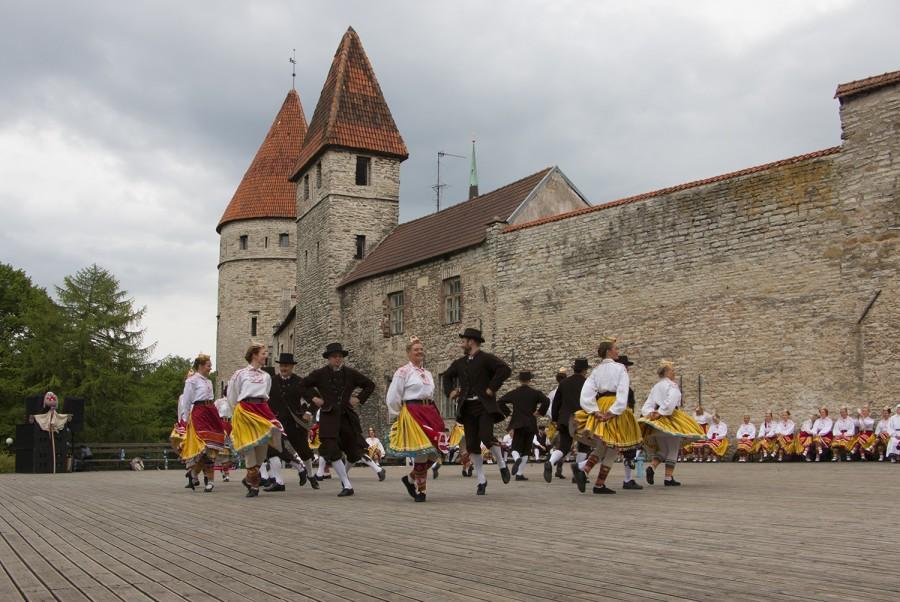 Таллин праздник