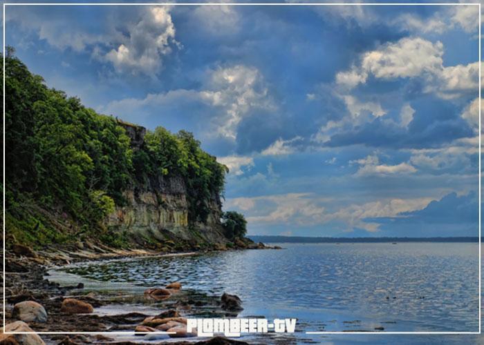 красивые места таллинн эстония гора гамлет