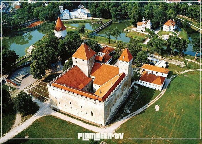 замки эстонии остров сааремаа экскурсии традиции