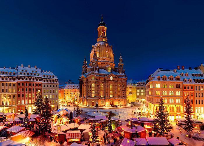 Рождественские и Новогодние туры в Европу