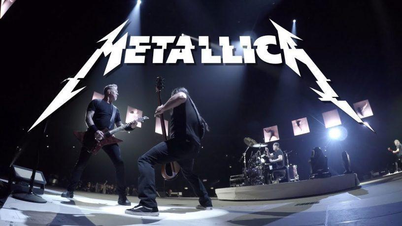 Билеты на концерт Metallica