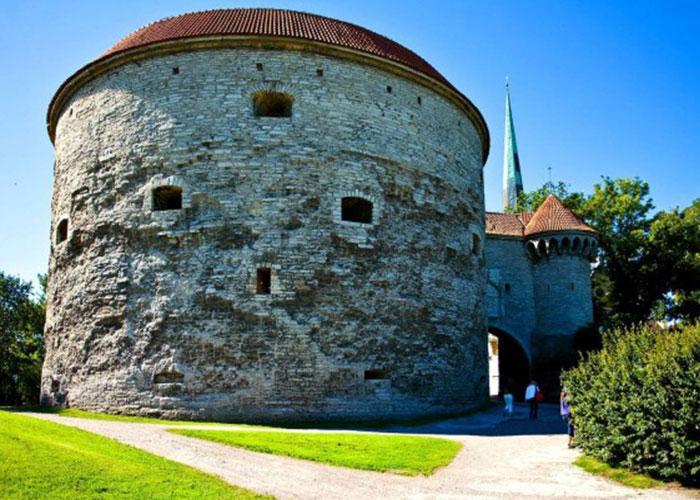 Толстая Маргарита - морские ворота в Таллинн