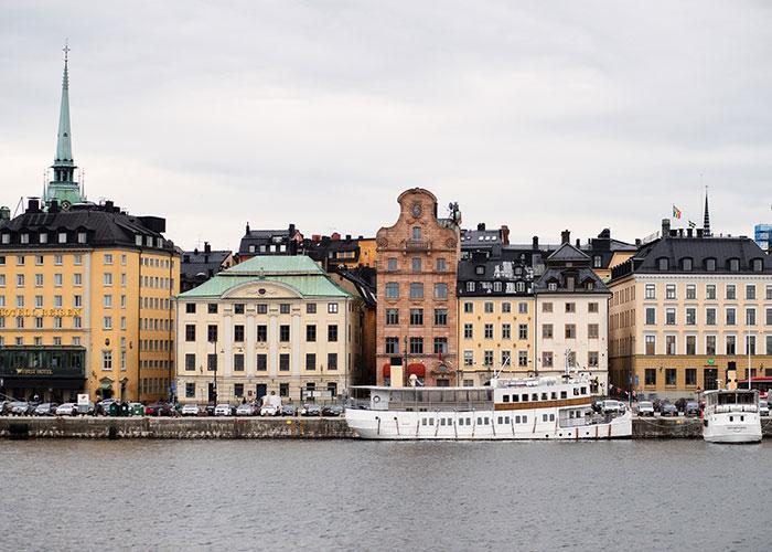 Стокгольм за один день
