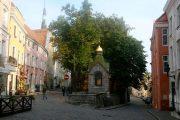 На улице Пикк (Длинная) расположено большинство значимых зданий Таллинна