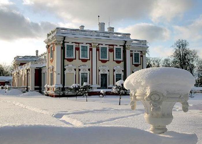 Новогодний круиз: Таллинн-Стокгольм-Рига