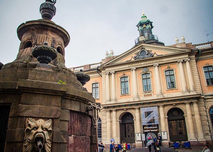 Достопримечательности Стокгольма: музей Нобеля