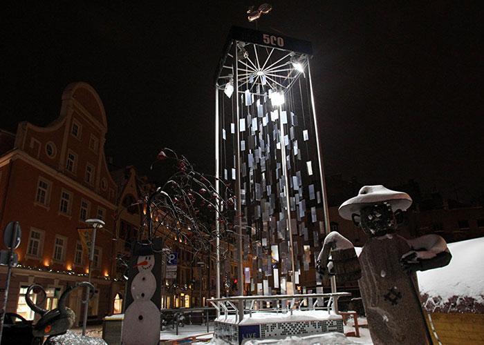 Рождественские и Нововгодние туры в Прибалтику