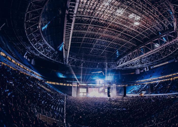 билеты и поездка в Питер на концерт Rammstein из Минска