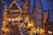 рождество в столицах Европы