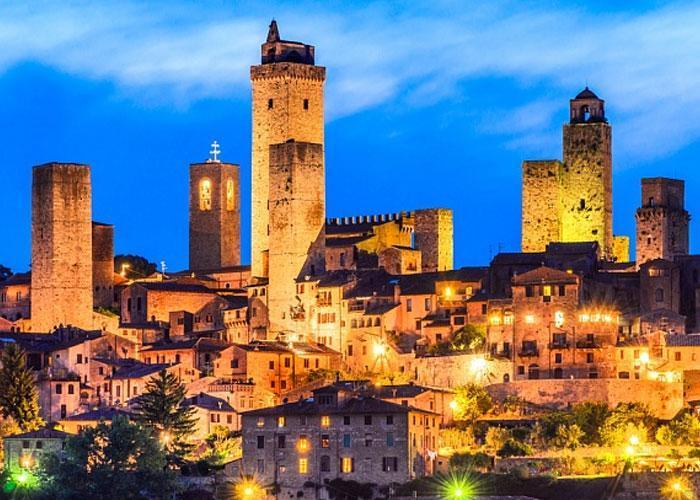 Туры в Италию, Тоскана