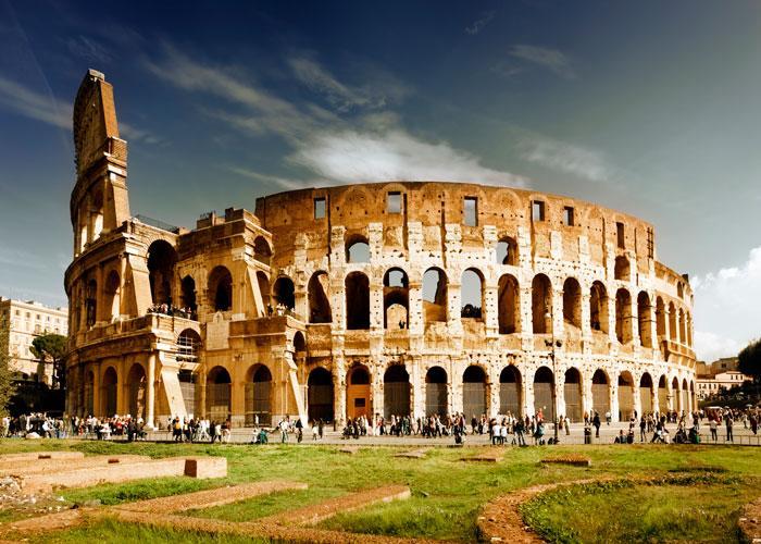 рим,италия,колизей,автобусный тур