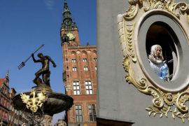По земле и воде: Гданьск - Копенгаген - Берлин