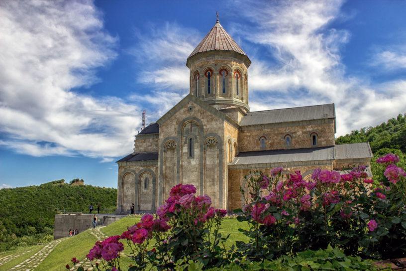 Сигнахи Бодбийский монастырь