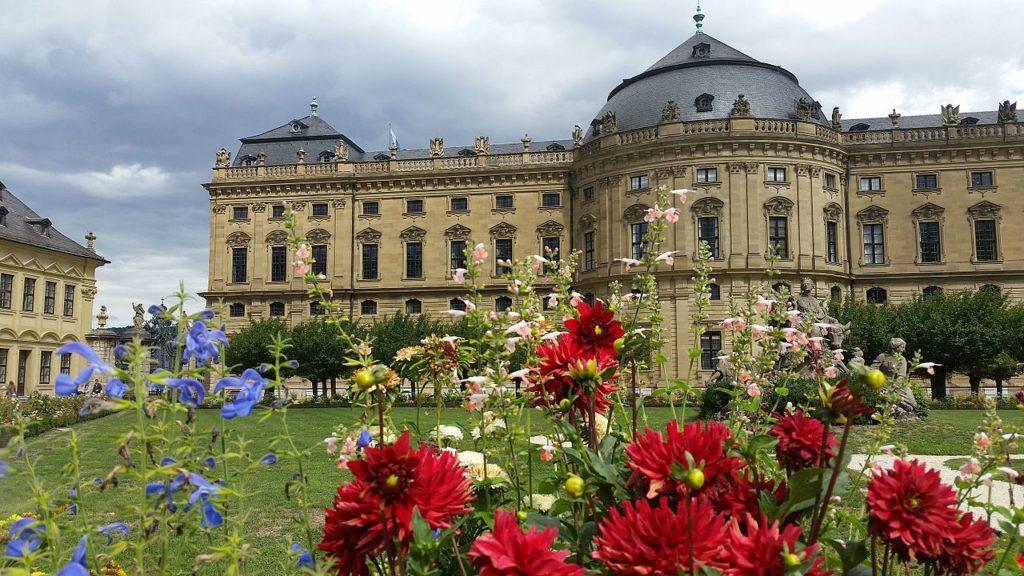 Вюрцбург резиденция