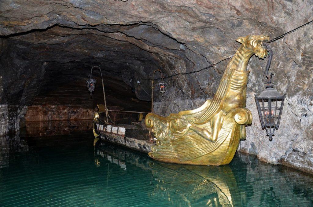 подземное озеро Зеегротте