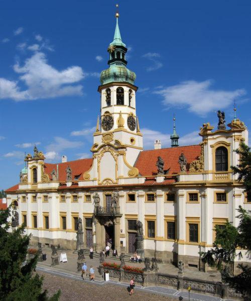 Прага Лорета