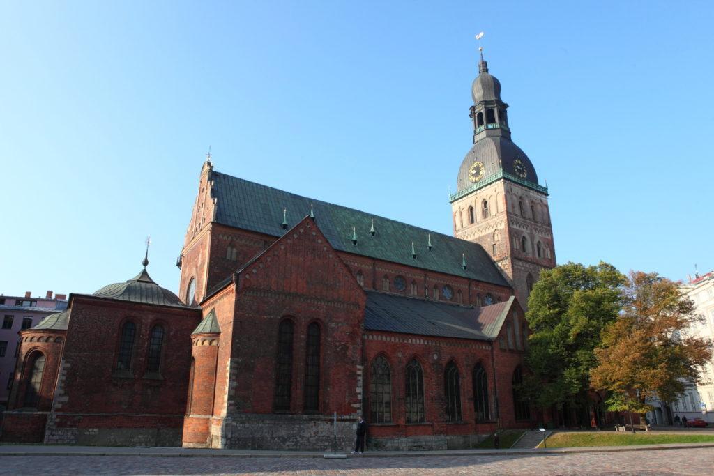Рига Домский собор