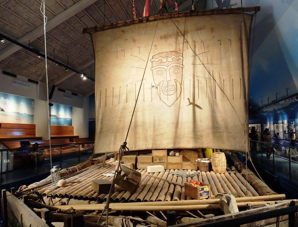 музей Кон-тики Осло