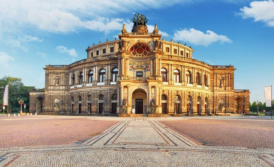 Дрезден Земпер-Опера