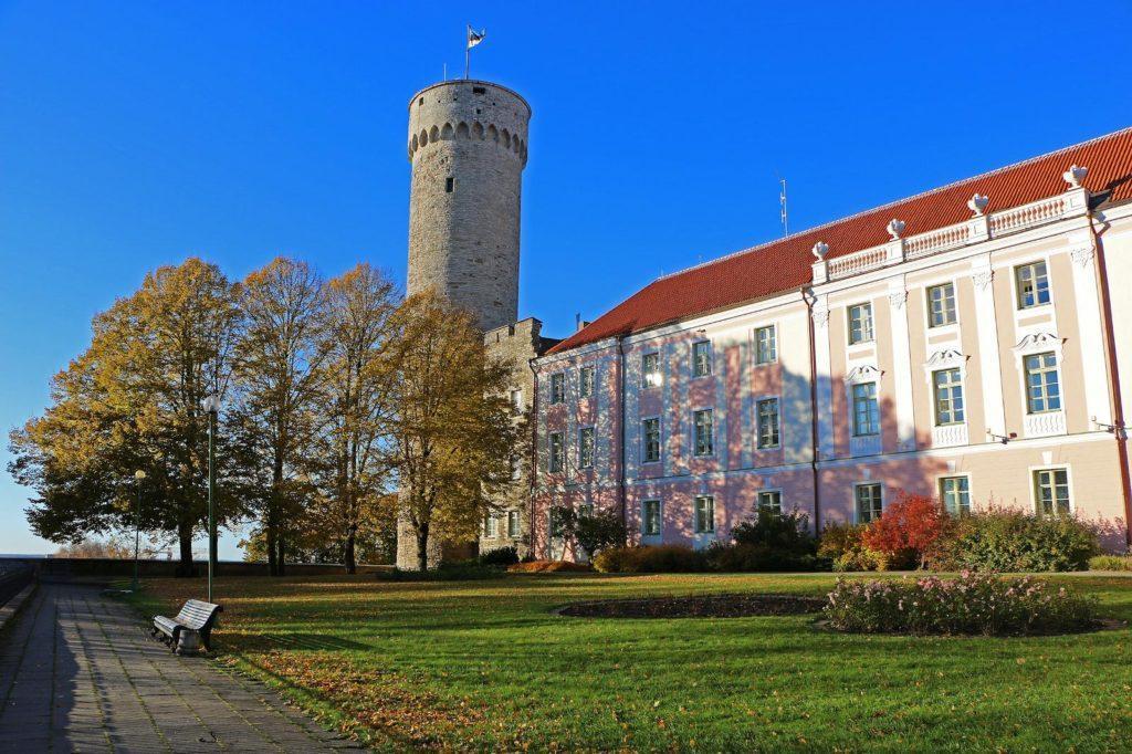 Башня Длинный Гермн в Таллинне