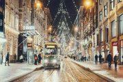 Прогулка по зимнему Хельсинки