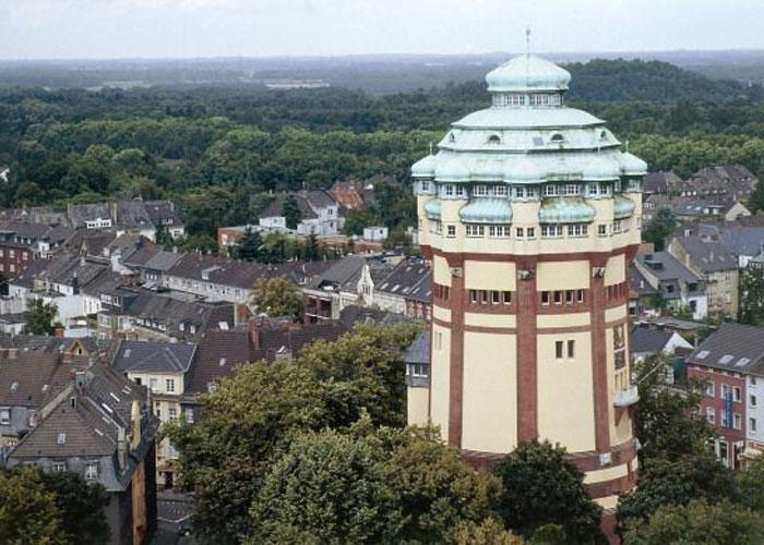 Водонапорная башня Менхенгладбаха