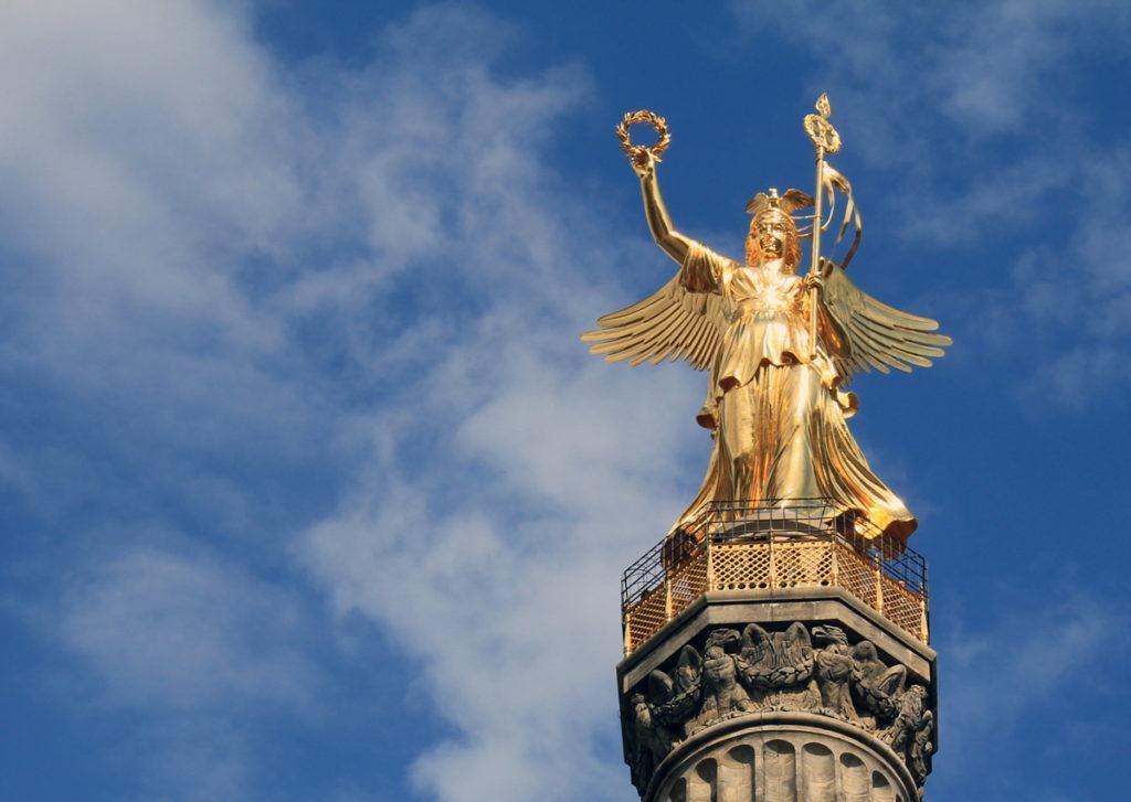 Триумфальная колонна в Берлине