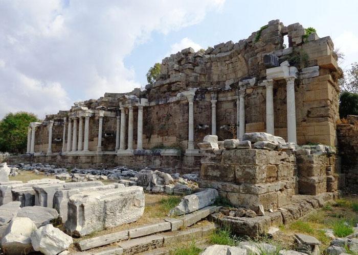 Античный мир Турции